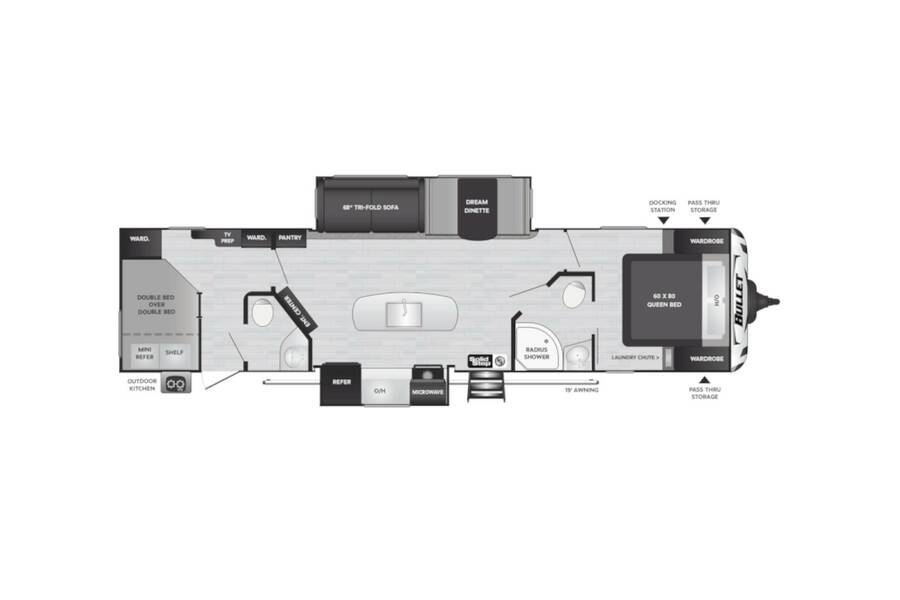 Floor plan for STOCK#MT432981